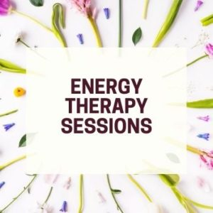 Energy Therapy Sessions